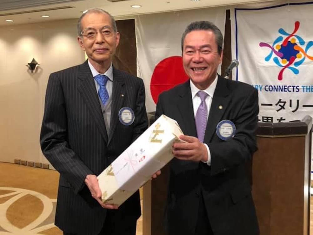 大阪堂島ロータリークラブ令和二年新年ナイト例会