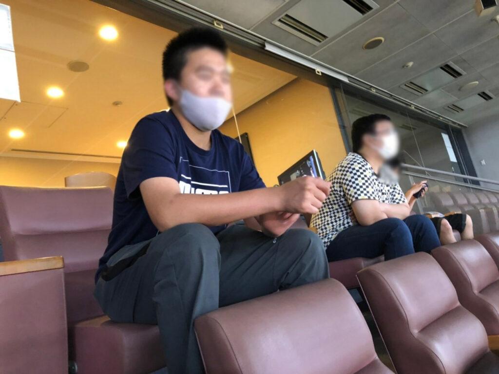 野球観戦in京セラドーム 【5日目】