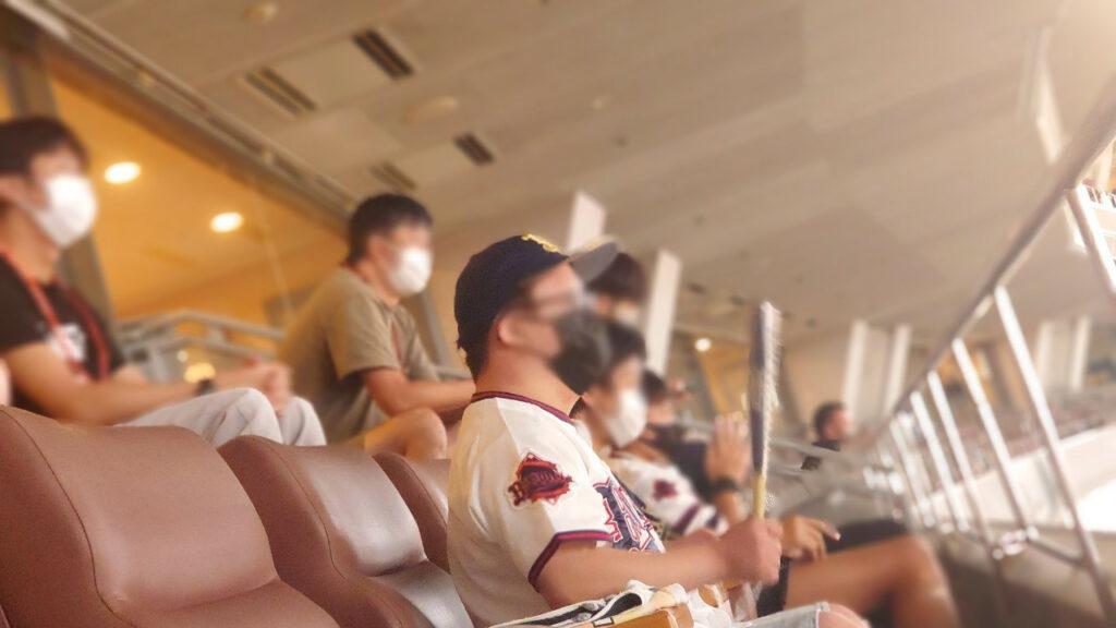 野球観戦in京セラドーム 【6日目】